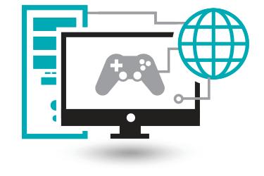 online gaming png Gimnasio Monteverde